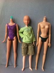 Rapunzel body swap (Anderson's All-Purpose) Tags: doll disney 16 rapunzel mattel disneystore