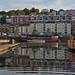 UK - Bristol - Harbour - view of Hotwells
