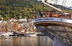 The Tall Ships Races 2014 (Julian Schlicht) Tags: summer norway festival boats ships sail tall bergen races 2014