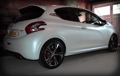 Peugeot 208 GTI - Limited Edition (ruggers72) Tags: car nikon turbo limitededition pearlwhite d3200 peugeot208gti