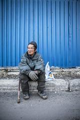 Arman the tramp (Ivan Bessedin) Tags: homeless kazakhstan unemployed wandering kz tramp almaty vagabond