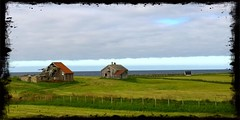 Gammelt bruk (Ojan1) Tags: norway landscape norge nokia postcard august arctic 1020 nordnorge andøya lumia ørjanhaug