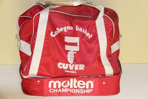 Borsone CUVER Collegno Basket