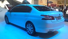 Peugeot 408 II 04 Auto China 2014-04-23 (NavDam84) Tags: sedan peugeot 408 autochina worldcars peugeot408 dongfengpeugeotvehicles 2014autochina