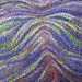 Lavender Fields Forever, Tasmania, Acrylic, 76x76 cm, $1200.00 AUD