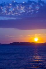 (20Vince86) Tags: sunset sea clouds tramonto nuvole mare pentax kr alghero