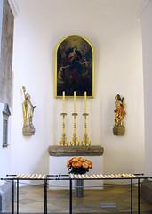 Augsburg, St. Peter am Perlach, Maria Knotenlserin (palladio1580) Tags: bayern maria kirche augsburg schwaben jungfraumaria muttergottes wallfahrtskirche gottesmuttermaria mariaknotenlserin