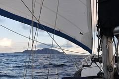 P kurs mot Foula, Shetland (Mary af Rvarhamn) Tags: shetland foula