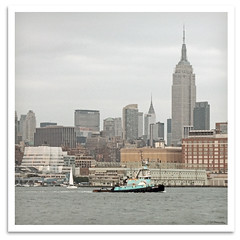 Blue Tug (bogray) Tags: nyc newyork boat tugboat hudsonriver