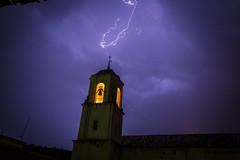 Tormenta en Tobarra (Victor Manuel Valero Perez) Tags: storm nature ray earth wildlife tormenta lightning rayo thunder relampago tobarra