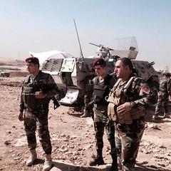 Peshmerga forces (Kurdistan Photo ) Tags: turkey us democracy iran iraq un syria arrives erbil mosul arbil syrian   kurdish barzani kurd officials  delegation hewlr  peshmerga  sulaimani  peshmerge      hermakurdistan     peshmargas