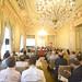 Nueva sesión del ciclo 'Cuestiones estratégicas de América Latina', que estuvo dedicada a los retos y oportunidades en agua y energía. Para más información: www.casamerica.es/?q=economia/retos-y-oportunidades-en-ag...