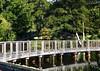 Criss Cross (ChicaD58) Tags: summer bridges golfcourse notrespassing callawaygardens photosandcalendar 074a natureselegantshots panoramafotográfico flickrsportal calgfiju windingbridges lakesidesetting