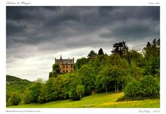 Margeaix  [Haute-Loire] (BerColly) Tags: trees sky france castle clouds google flickr ciel arbres chateau nuages auvergne hauteloire bercolly margeaix