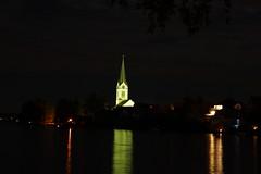 Berlingen (limburgs_heksje) Tags: schweiz swiss zwitserland zonsondergangen