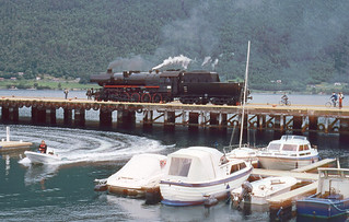 Norway Steam 63a Class