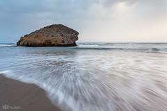 Playa del monsul (Fran asensio) Tags: sanjose playa arena almeria cabodegata genoveses monsul amanecermarino