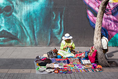 The Streets, Mexico City (Geraint Rowland Photography) Tags: streetphotography streetart art graffiti travelphotography mexicocity visitmexico mexico latinamerica streetseller portrait mexican geraintrowlandphotography canon colours