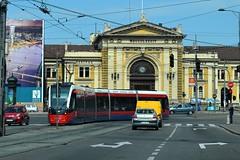 Belgrado: percorrendo la Nemanjina ulica verso la stazione ferroviaria (Valerio_D) Tags: belgrado beograd belgrade 2016estate serbia srbija   1001nights 1001nightsmagiccity