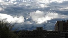 Turbulent sky (Daniel Weeks) Tags: httpdanieleweekscomphotography copyrightbydanieleweeks copyrightallrightsreserved img4576jpg clouds turbulence sky