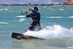 (JOAO DE BARROS) Tags: barros nautical joo kitesurf action speed blur sport