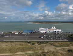 France - Ouistreham (de kist) Tags: kap france frankrijk normandy normandi ouistreham ferry ferryouistreham