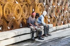 Dockhands (Hans Makkee) Tags: jakarta oldharbour indonesia