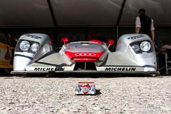 2000 Audi R8 LMP (belgian.motorsport) Tags: 2000 audi r8 lmp v8 fsi turbo biturbo lm lemans classic days schloss dyck 2016 minichamps