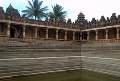 The Kalyani - The cleansing tank of the temple (VinayakH) Tags: bhoganandeeshwaratemple karnataka india temple nandihills chikkaballapura chola ganga hoysala tipusultan religious historic