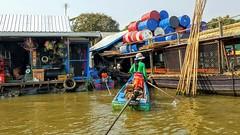 Local fishing village (cattan2011) Tags: seascape sea village boatshouses cambodia phmonpenh travel travelblogger traveltuesday landscapephotography landscape waterscape fishingvillage