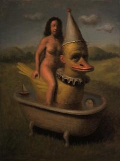 1. Bathing Woman