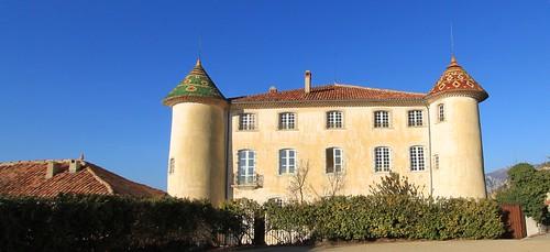 Château d'Aiguines