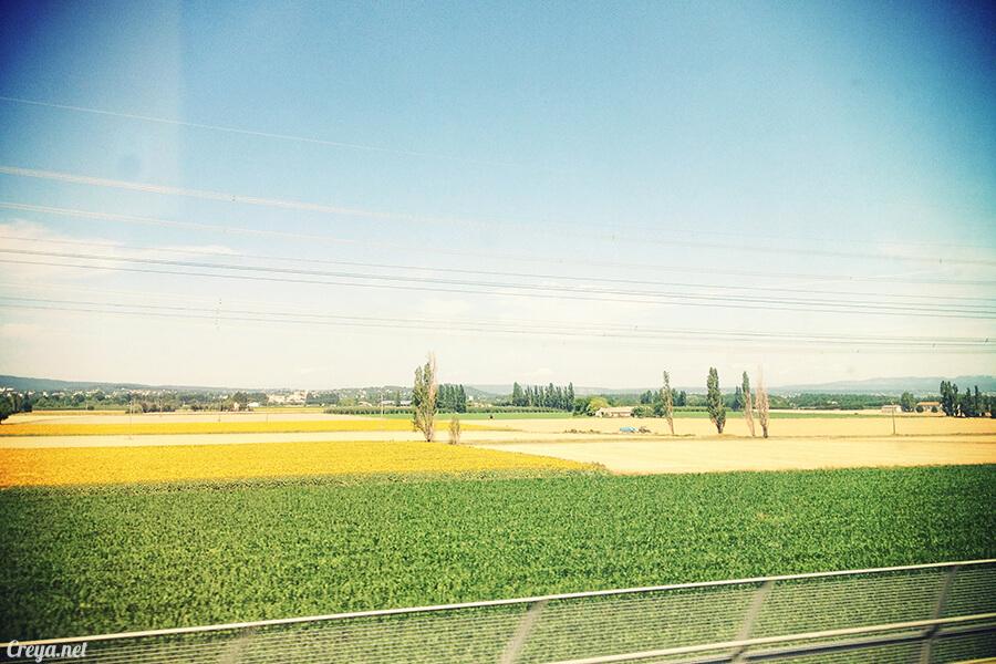 2016.10.16 ▐ 看我的歐行腿▐ 夕陽西下更美麗的南法普羅旺斯古城,亞維儂 04