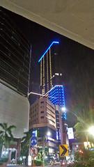 Tunjungan Plaza malam (BxHxTxCx (using album)) Tags: surabaya building gedung architecture arsitektur hotel apartemen apartment shopping