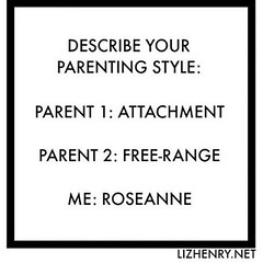 Legit lol, because it's so true! #parenting #notahelicoptermom #notatigermom { image credit: @liz.henry } (Jenn ) Tags: instagramapp square squareformat iphoneography uploaded:by=instagram