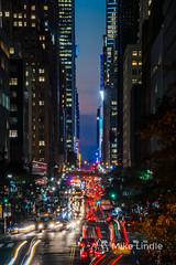 2016-Oct-17-Tudor_City-17.jpg (mikelindle) Tags: city ny ny16 cars concrete concretejungle desnity lighttrails longexposure newyork newyorkcity nyc pavement people population skyscrapers urban