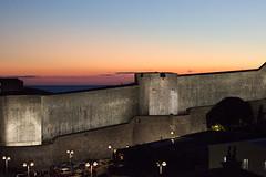 IMG_3194.jpg (Diluted) Tags: dubrovnik croatia love romance honeymoon sunset moon nightshot city walls