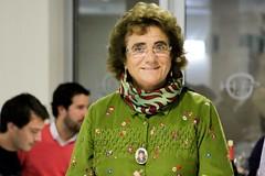 Maria Luís Albuquerque na Nazaré
