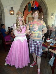 Florida 2016 (Elysia in Wonderland) Tags: disney world orlando florida elysia holiday 2016 akershus epcot royal banquet hall storybook princess breakfast sleeping beauty aurora pete