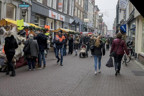 Post gaat door! - Christmas market