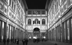 Uffizi- Firenze (michele.palombi) Tags: uffizi firenze toscana darkroom film
