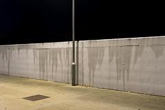 Retail Park 8 (Andy Feltham...) Tags: pentax k1 smcpentaxfa43mmf19limited pixelshift wall wet nightphotography tripod stjamesretailpark