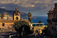 _DSC7750 (allabar8769) Tags: iglesia italia mar paisaje sicilia taormina