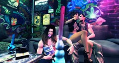 stoners (aarontj90) Tags: weed high bong joint marijuana spliff blunt cannabis stoned smoke jesus hipster dope stoners sl secondlife friends mates chill kush herb bubblegum yeezus