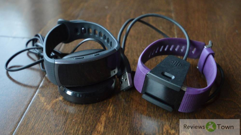 Samsung Gear Fit2 v Fitbit Charge 2: Which fitness tracker is best for you?