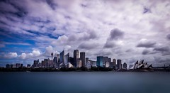Sydney at its best! (jotxam) Tags: australia australien ausenaufnahme canon cityscape downunder ef2890mmf456 eos5dmkii landschaft meer nsw newsouthwales oz outdoor querformat seascape skyline stadtlandschaft sydney bedeckt bewölkt cloudy horizontal ocean panorama sea travel urbanlandscape
