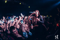 BlessTheFall_11-21-16-1 (sailorstalkzine) Tags: too close touch new years day crown empire light up sky bless fall