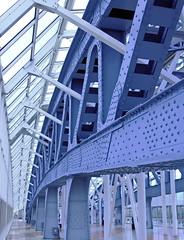Bogdan Khmelnitsky Bridge /    (lindtanastasia) Tags: moscow moskau brigde        brcke architektur projektierung