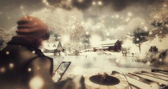 """"""" Let it Snow! Let It Snow! Let It Snow! """" (~Ghost~) Tags: ghost ~ghost~"""