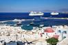 Mykonos Harbour (Kevin R Thornton) Tags: nikon d90 mediterranean greece landscape mykonos travel harbour mikonos egeo gr
